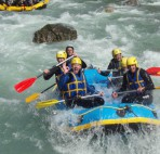 rafting annecy