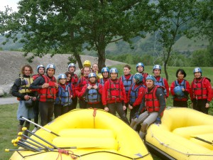rafting seminaire annecy