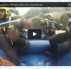 video rafting annecy