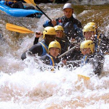 Rafting Annecy sensation