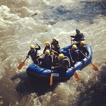 Rafting Annecy Isere