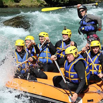 Rafting Annecy Isère