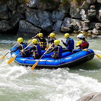 rafting-gorges centron