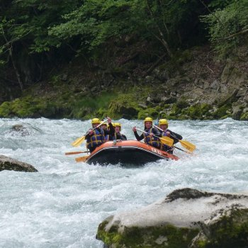 annecy rafting dranse